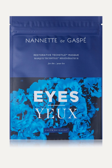 NANNETTE DE GASPÉ Restorative Techstile Eye Masque - Colorless