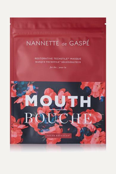 NANNETTE DE GASPÉ Restorative Techstile Mouth Masque - Colorless