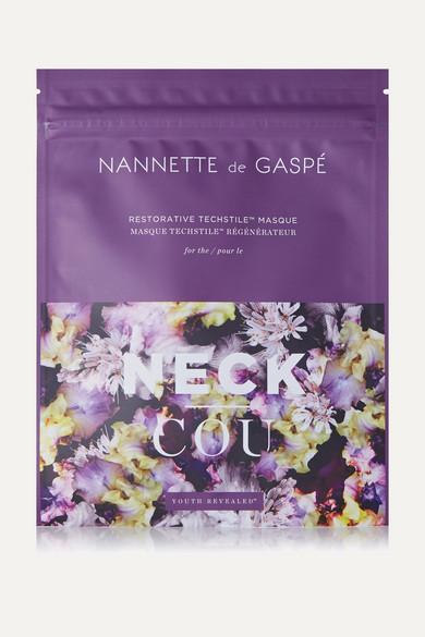 NANNETTE DE GASPÉ Restorative Techstile Neck Masque - Colorless