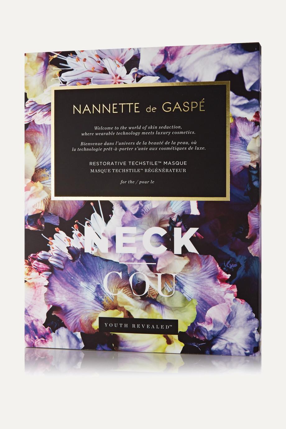 Nannette de Gaspé Restorative Techstile Neck Masque