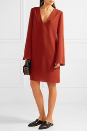 Theory Ulyssa crepe dress