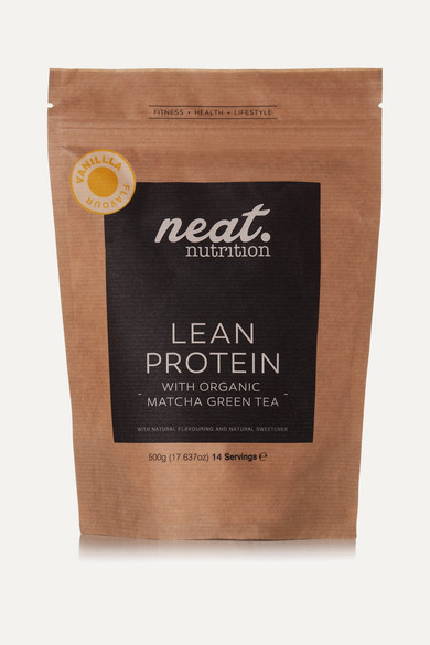NEAT NUTRITION Lean Protein - Vanilla, 500G in Colorless