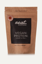 Neat Nutrition Hemp and Pea Vegan Protein - Chocolate, 500g
