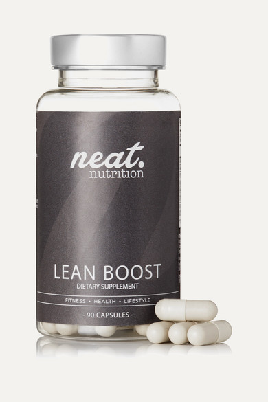 neat nutrition female neat nutrition lean boost supplement 90 capsules one size