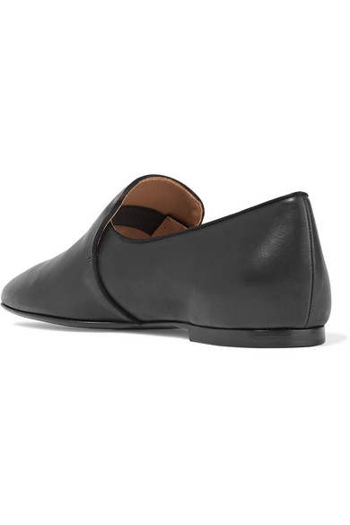 The Row Alys Loafers aus Leder
