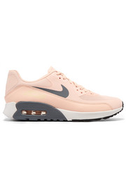 Nike Air Max 90 Ultra 2.0 leather and mesh sneakers