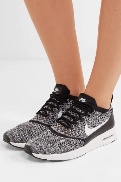 nike air max thea ultra flyknit sneakers