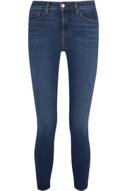 Andrea high-rise skinny jeans