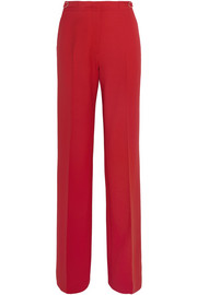 Gabriela Hearst Vesta wool-blend flared pants