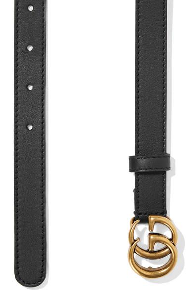 Gucci | Leather belt | NET-A-PORTER COM