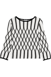 Tomas Maier A Bomb stretch-knit top