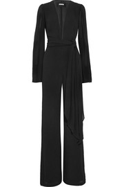 Reformation Crepe jumpsuit