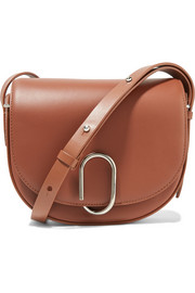 Alix Saddle leather shoulder bag