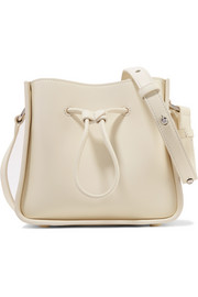 Soleil mini leather shoulder bag