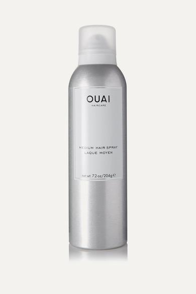 OUAI HAIRCARE Medium Hair Spray, 204G - Colorless