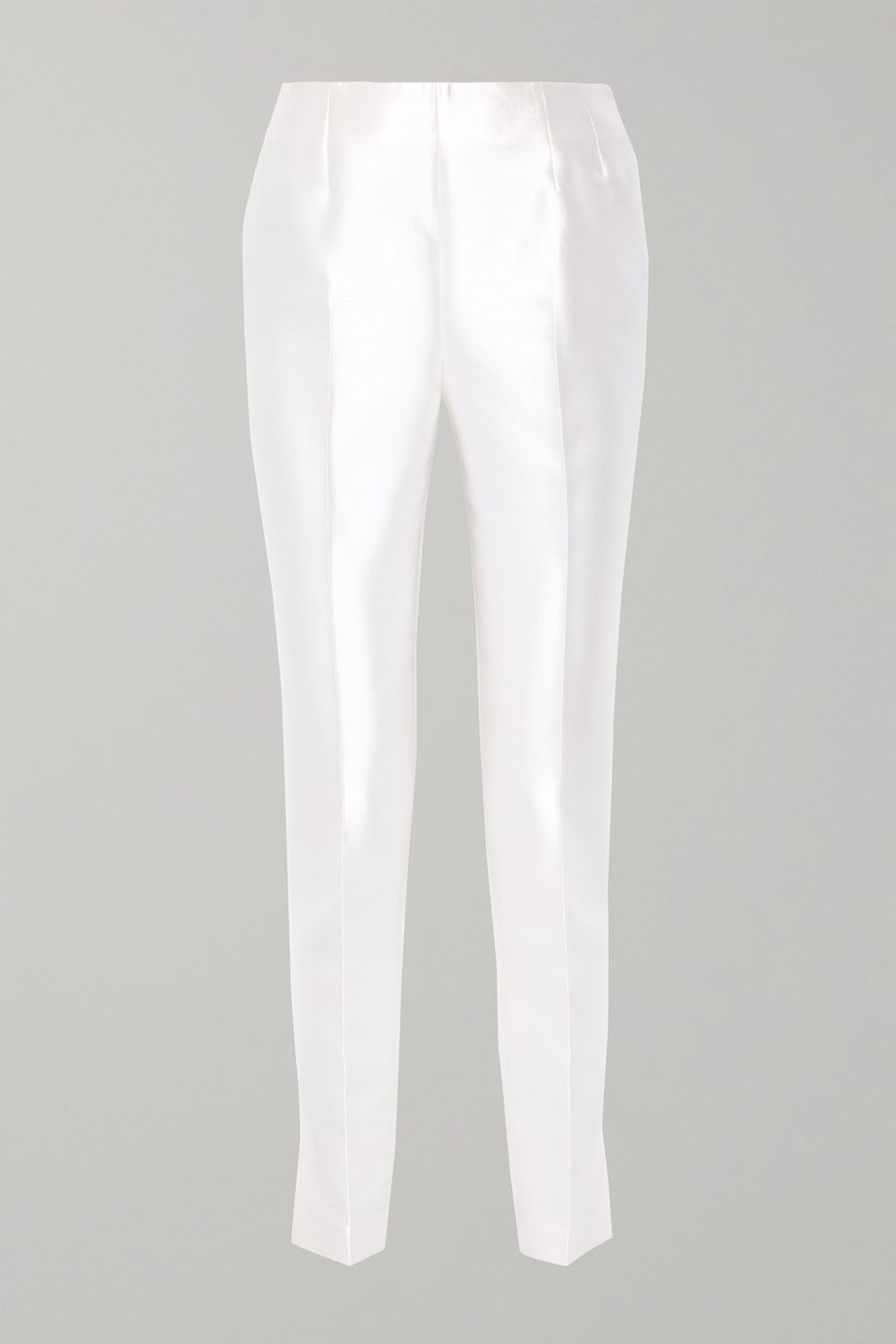 Gabriela Hearst Chapman silk and wool-blend skinny pants