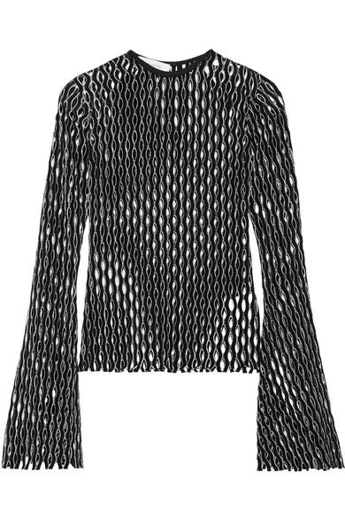 Beaufille Naos Open Knit Top Net A Porter