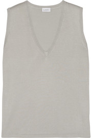 La Perla Soul stretch-silk top