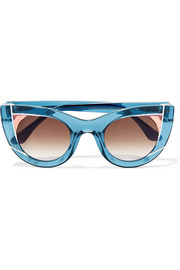 Thierry Lasry Wavvvy cat-eye acetate sunglasses
