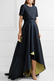 Jason Wu Asymmetric satin gown