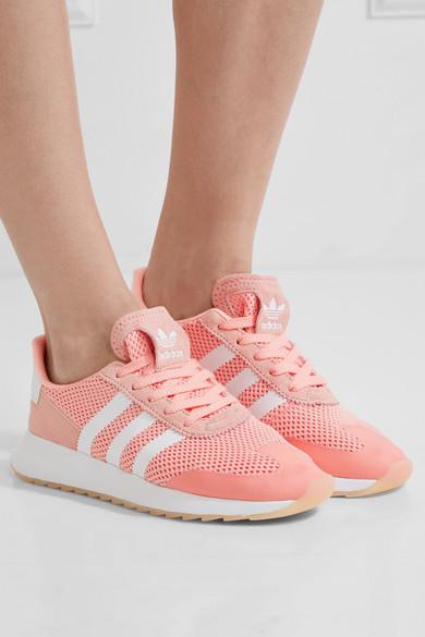 adidas flashback coral