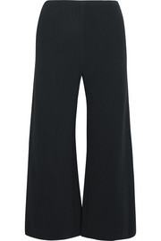 The Row Dala crepe wide-leg pants