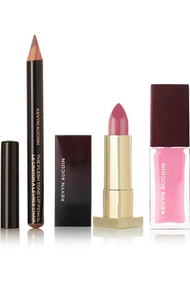 Kevyn Aucoin - The Expert Lip Kit: The Minimalist - Pink