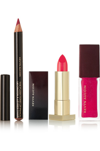 Kevyn Aucoin - The Expert Lip Kit: The Femme Fatale - Red