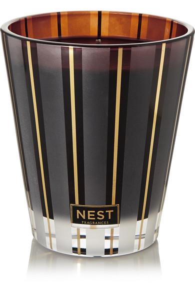 NEST Fragrances - Hearth Classic Candle, 230g - Black