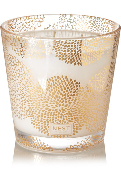 NEST Fragrances - Birchwood Pine Scented Candle, 600g - Gold