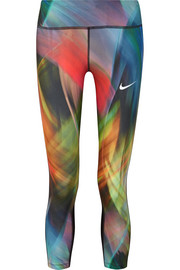 Nike Epic Run printed Dri-FIT stretch leggings