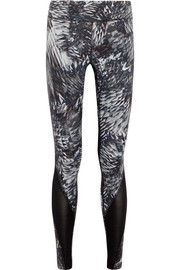 Nike Epic Lux printed stretch-jersey leggings