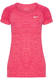 Nike Marled Dri-FIT stretch T-shirt