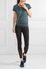 Paneled Dri-FIT stretch T-shirt