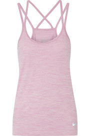 Nike Dry Knit stretch-jersey tank