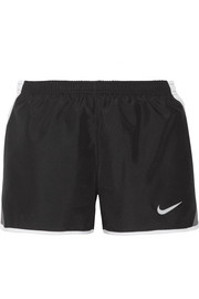 Nike Dry Tempo mesh-trimmed shell shorts