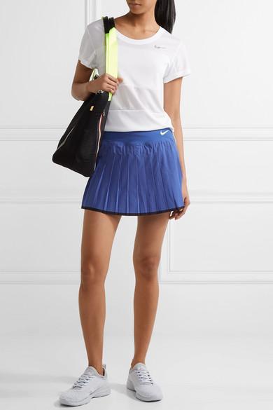 44d155110c Nike   Victory pleated Dri-FIT stretch tennis skirt   NET-A-PORTER.COM