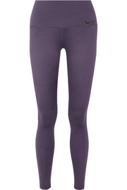 Nike Zonal Strength Training textured Dri-FIT stretch leggings