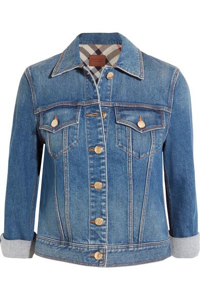 burberry jean jacket