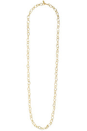 Ippolita Glamazon 18-karat gold necklace