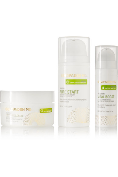 Radiant Skin Renewal Starter Kit - One Size in Colorless