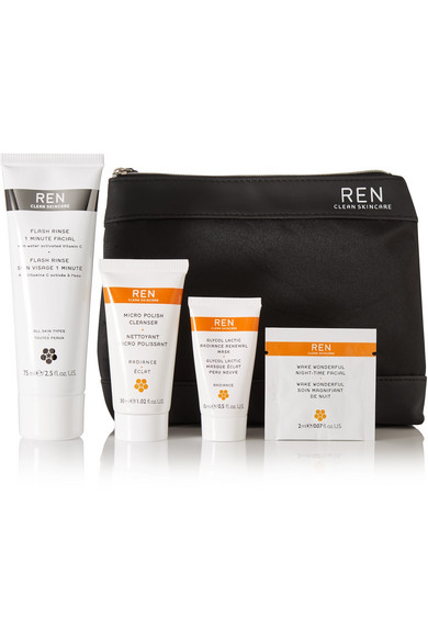 REN Skincare - Radiance Kit - Colorless