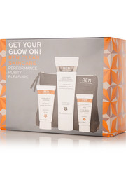 REN Skincare Radiance Kit