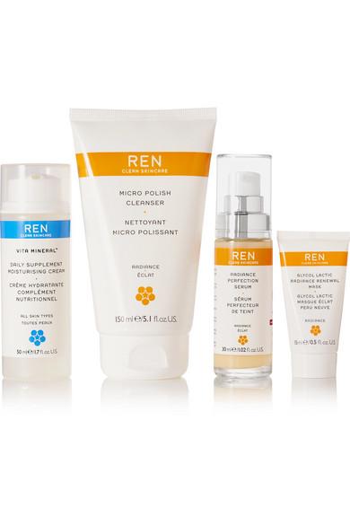 REN Skincare - Radiance Virtual Bundle - Colorless