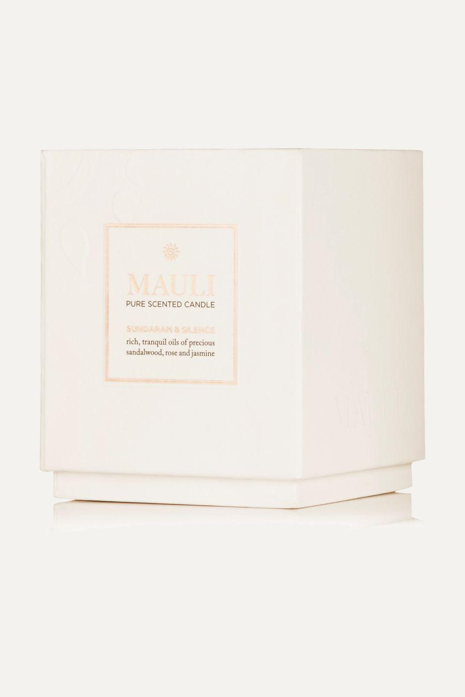 Mauli Rituals Sundaram & Silence scented candle, 210g