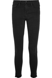 Le Skinny de Jeanne high-rise jeans