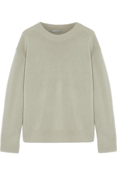 Vince - Cashmere Sweater - Mushroom