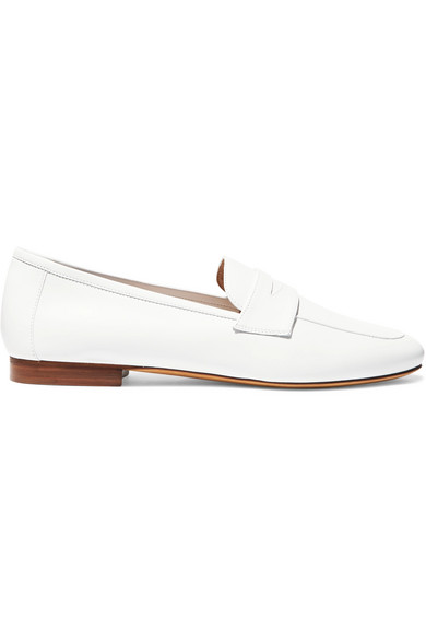 Mansur Gavriel Leathers CLASSIC LEATHER LOAFERS