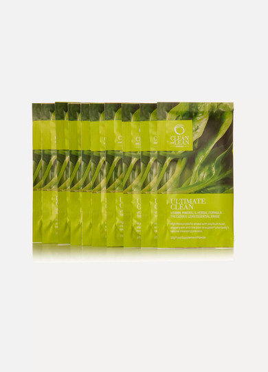 Bodyism's Clean and Lean - Ultimate Clean Sachet Box - 10 Days
