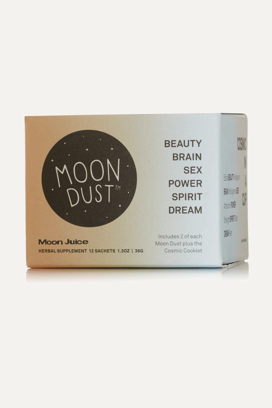 Moon Juice Moon Dust Sachet Sampler Box - 12 Days